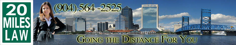Jacksonville Law Office | 20 Miles Law